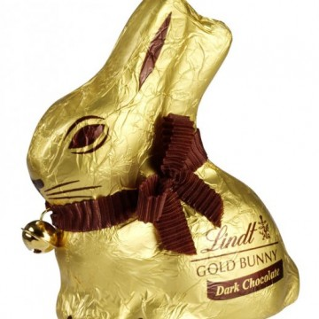 lindt bunny dark