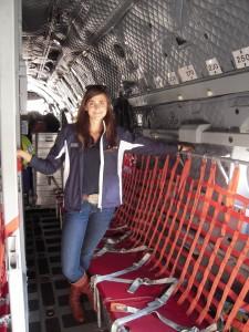 Life on the C-27J cargo plane